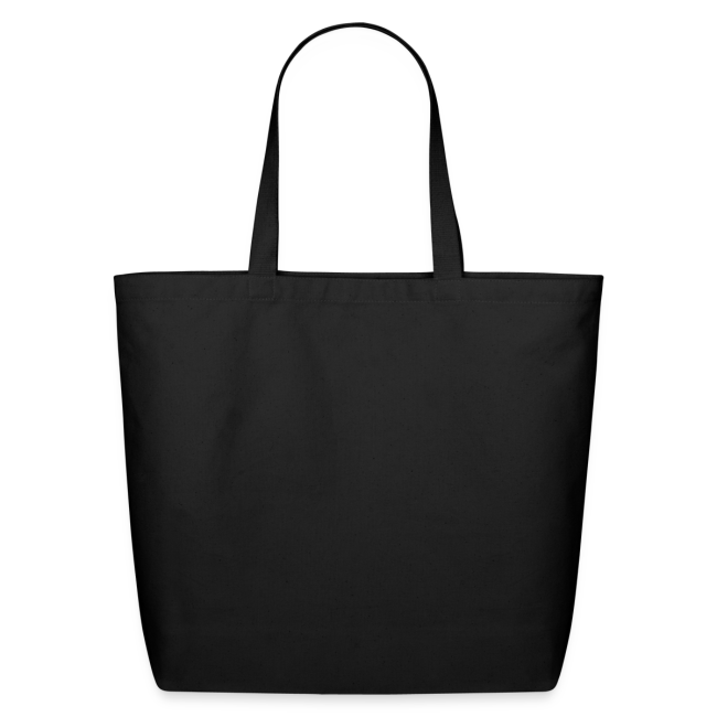 Sweatin' My Hair Out Tote Bag (White Type)