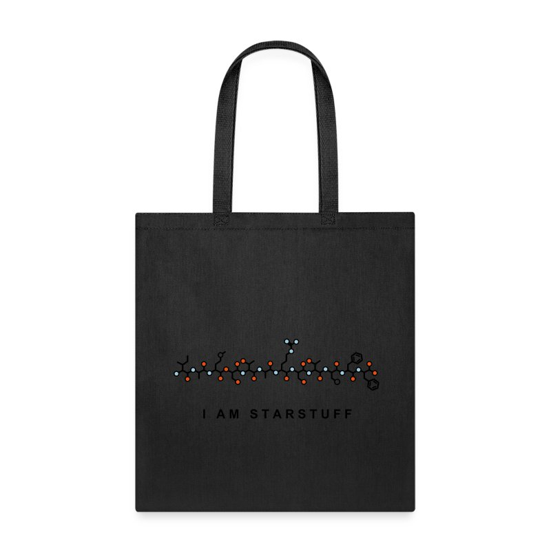 I am starstuff amino acids - Tote Bag