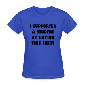 Women's SUPPORT T Shirt - Women's T-Shirt