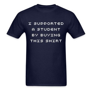 Men's SUPPORT T Shirt - Men's T-Shirt