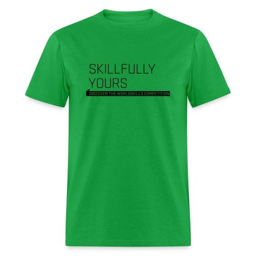Skillfully Yours Men's T-Shirt - Men's T-Shirt