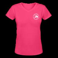 T-Shirts ~ Women's V-Neck T-Shirt ~ HHS V Neck