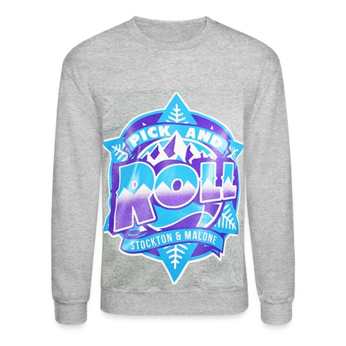 PICK N ROLL Crew - Crewneck Sweatshirt
