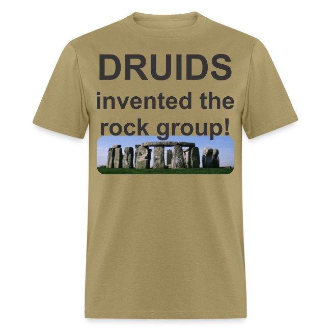 Druid rock group