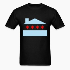Chicago House Flag