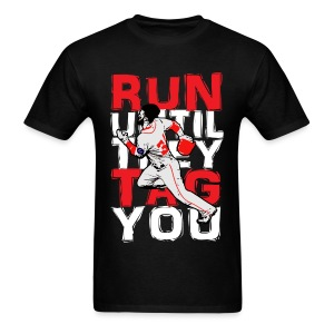 RUN TAG - Men's Regular T - Men's T-Shirt