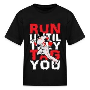 RUN TAG - Kids - Kids' T-Shirt