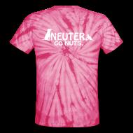 T-Shirts ~ Unisex Tie Dye T-Shirt ~ HHS V Neck
