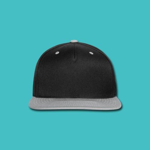 Snap back Baseball Cap - Snap-back Baseball Cap