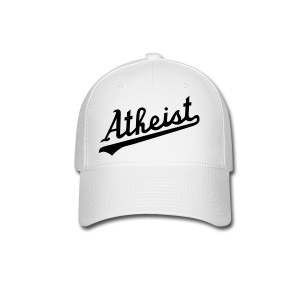 Team Atheist Baseball by Tai's Tees - Baseball Cap