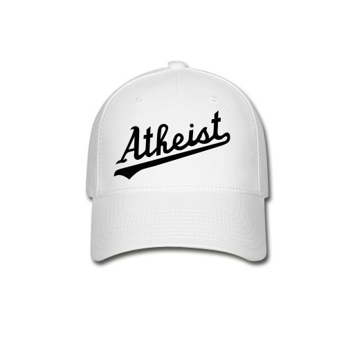 Team Atheist Baseball by Tai's Tees - Baseball Cap
