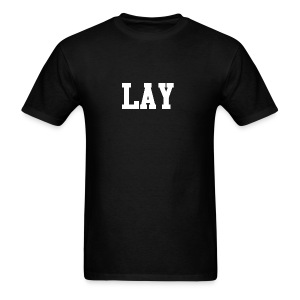 LAY WOLF 88 (MEN) - Men's T-Shirt