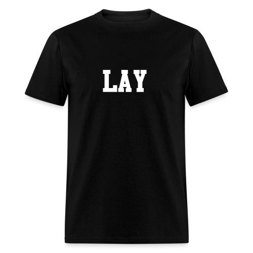 LAY WOLF 88 (MEN) - Men's T-Shirt