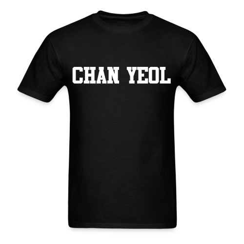 CHANYEOL WOLF 88 (MEN) - Men's T-Shirt