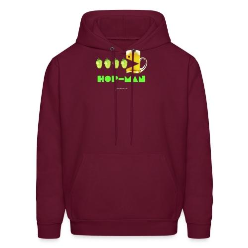 Hop Man Men's Hooded Sweatshirt - Men's Hoodie