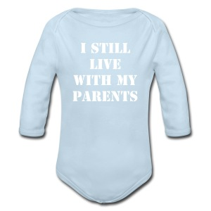 Baby Long Sleeve Onsie  - Long Sleeve Baby Bodysuit