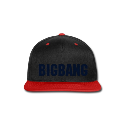Bigbang- G Dragon Snapback - Snap-back Baseball Cap