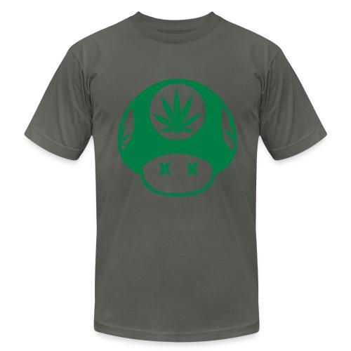 Weed Shroom - Men's Fine Jersey T-Shirt
