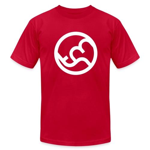 Simplicity (White) - Men's Fine Jersey T-Shirt