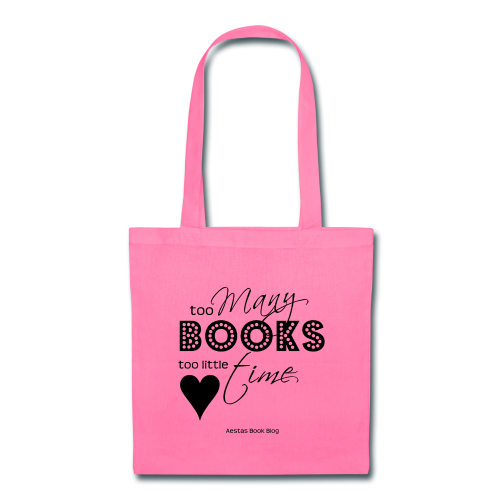 too many books too little time (BLACK).png - Tote Bag