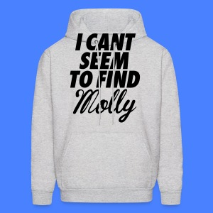 I Can't Seem To FInd Molly Hoodies - Men's Hoodie