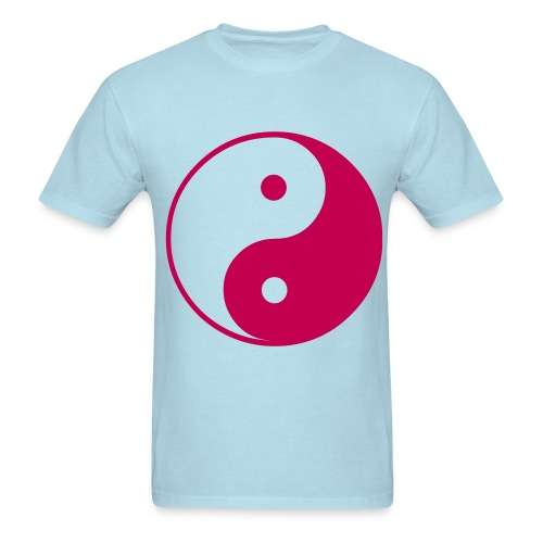 yin - Men's T-Shirt