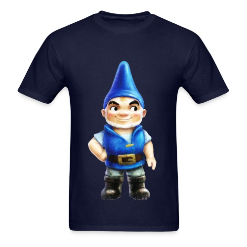 Gnomeo Adult Men's T-Shirt from Gnomeo and Juliet the Movie - Men's T-Shirt