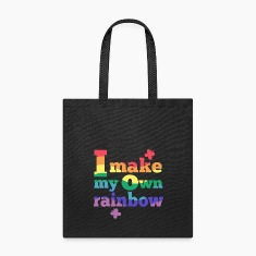 I make my own rainbow Bags & backpacks