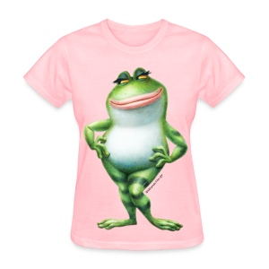 Nanette Adult Ladies T-Shirt from Gnomeo and Juliet the Movie - Women's T-Shirt