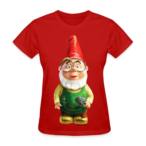 Paris Adult Ladies T-Shirt from Gnomeo and Juliet the Movie - Women's T-Shirt