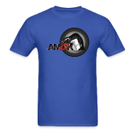 T-Shirts ~ Men's T-Shirt ~ AMOK - pengu.i.an