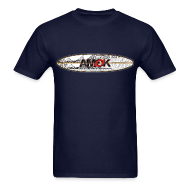 T-Shirts ~ Men's T-Shirt ~ AMOK - tribal breaker surfboard