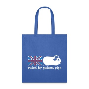 'Ruled by Guinea Pigs' Tote Bag - Tote Bag