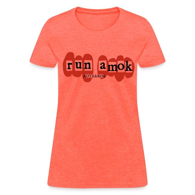 run amok - aotearoa