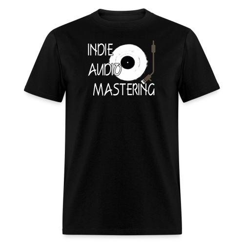 Indie Audio Mastering T-Shirt - Men's T-Shirt