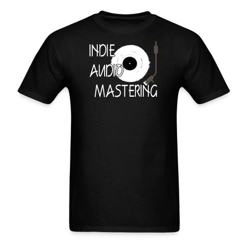 Indie Audio Mastering T-Shirt - Men's T-Shirt