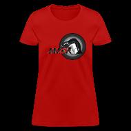 T-Shirts ~ Women's T-Shirt ~ AMOK - pengu.i.an
