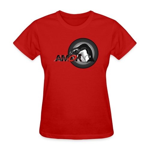AMOK - pengu.i.an - Women's T-Shirt