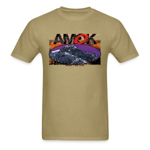 AMOK - aoraki / mt. cook - Men's T-Shirt