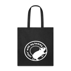 'Rollin' with my Hammy' Shopping Tote Bag  - Tote Bag