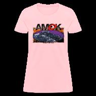 Women's T-Shirts ~ Women's T-Shirt ~ AMOK - aoraki / mt. cook