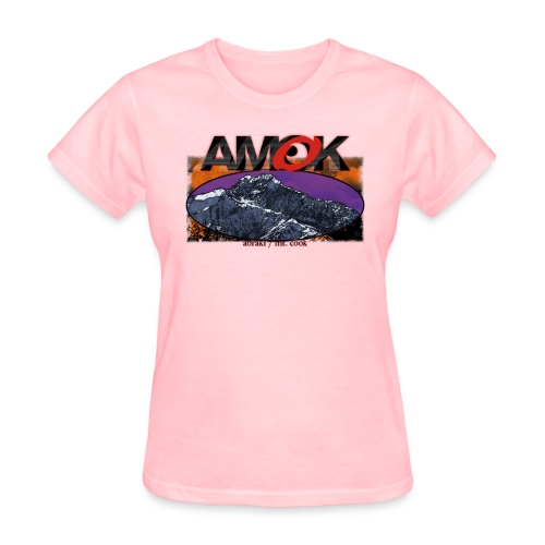 AMOK - aoraki / mt. cook - Women's T-Shirt