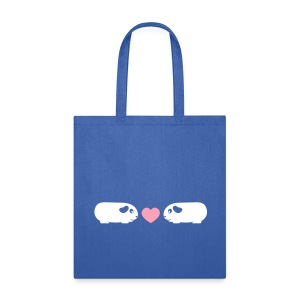 'Piggie Love' Tote Shopping Bag - Tote Bag