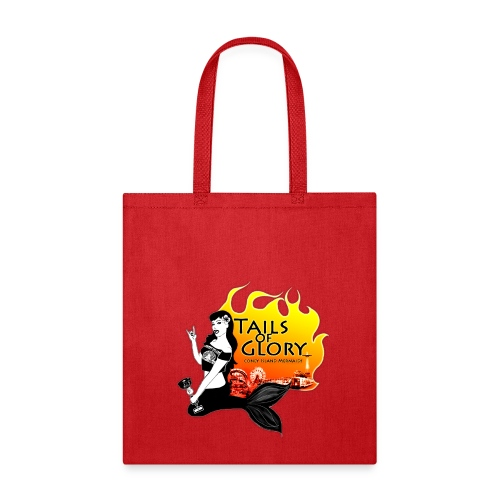 Tails of Glory Tote - Tote Bag