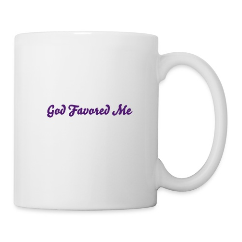 God Favored Me - Coffee/Tea Mug