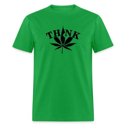 Thank Weed - Men's T-Shirt