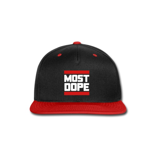 Dope Champ-Most Dope Snapback - Snap-back Baseball Cap
