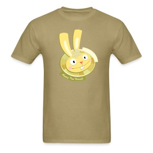 HTF - Cuddles - Retro Rabbit - Men's T-Shirt