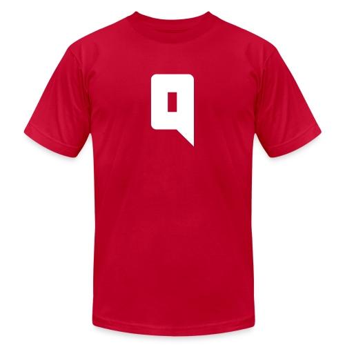 Quxxn Logo Tee - Men's Fine Jersey T-Shirt