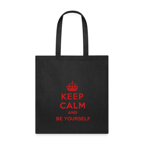 Tote Bag - red,purple,green,cheap,black,Keepcalm,Calm,Bag